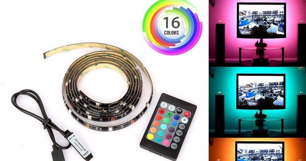 24 Keys Remote Controller LED Light Only $8.99 Shipped on Amazon (Regularly $44.95)