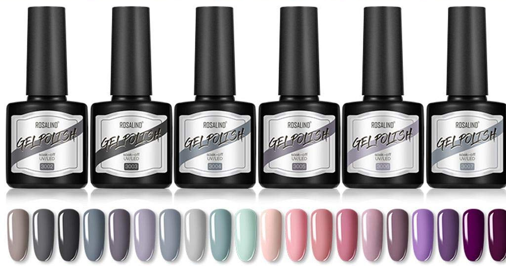 40 Colors Fashion Nail Art Polish Only $3.99 Shipped on Amazon (Regularly $19.95)