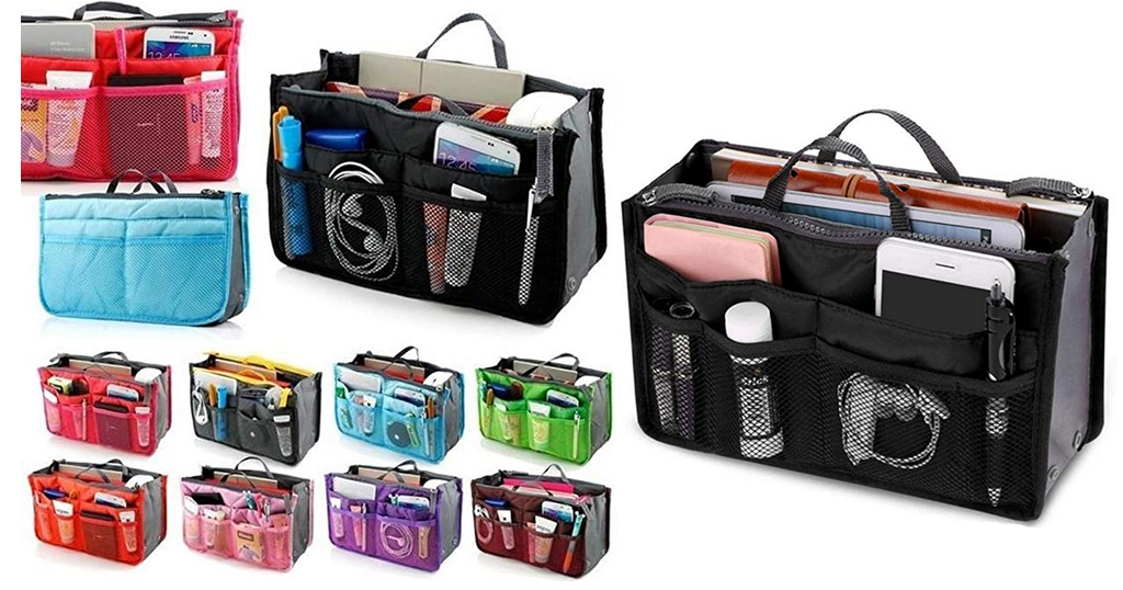 Cosmetic Storage Bag Only $5.99 Shipped on Amazon (Regularly $29.95)