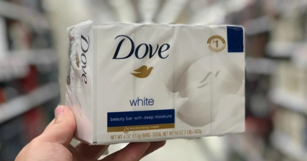 Dove Beauty Bar 20-Pack Only $13.99 Shipped on Amazon | Just 70¢ Per Bar