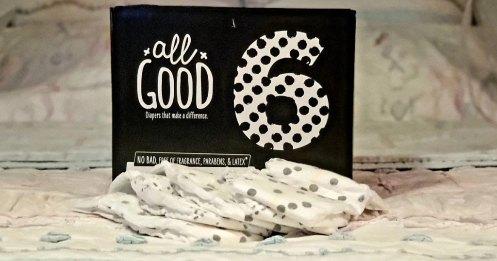 FREE All Good Diapers Sample
