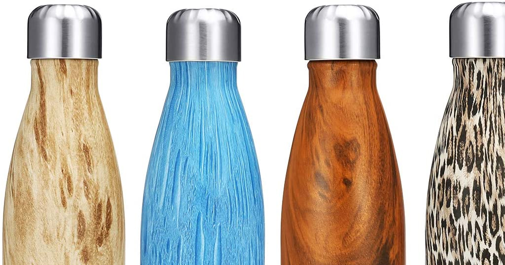 Insulated Stainless Steel Water Bottle Only $5.99 Shipped on Amazon (Regularly $15.99)