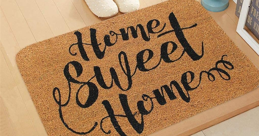 Rectangle Non-Slip Door Mat Bedroom Only $6.99 Shipped on Amazon (Regularly $34.99)