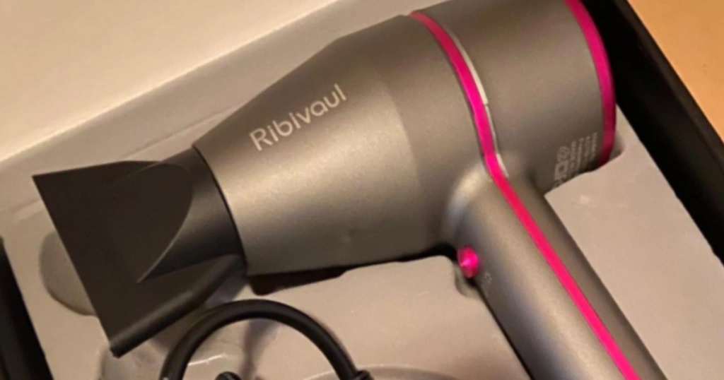 Ionic Hair Dryer Only $29.99 Shipped on Amazon (Regularly $49.99) | Hundreds of 5-Star Reviews