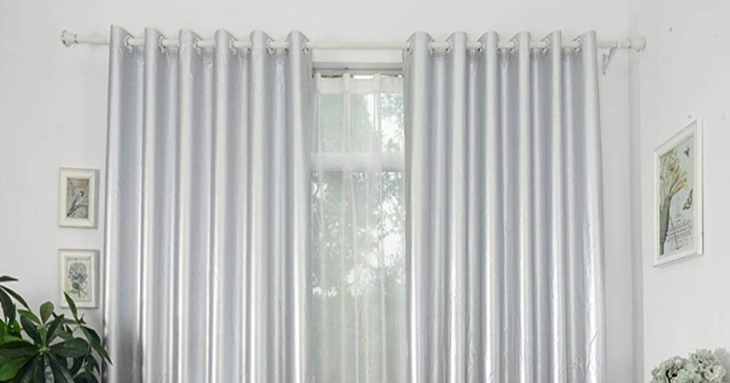 Sun Protection Heat Insulation Shading Curtain Only $9.69 Shipped on Amazon (Regularly $48.45)