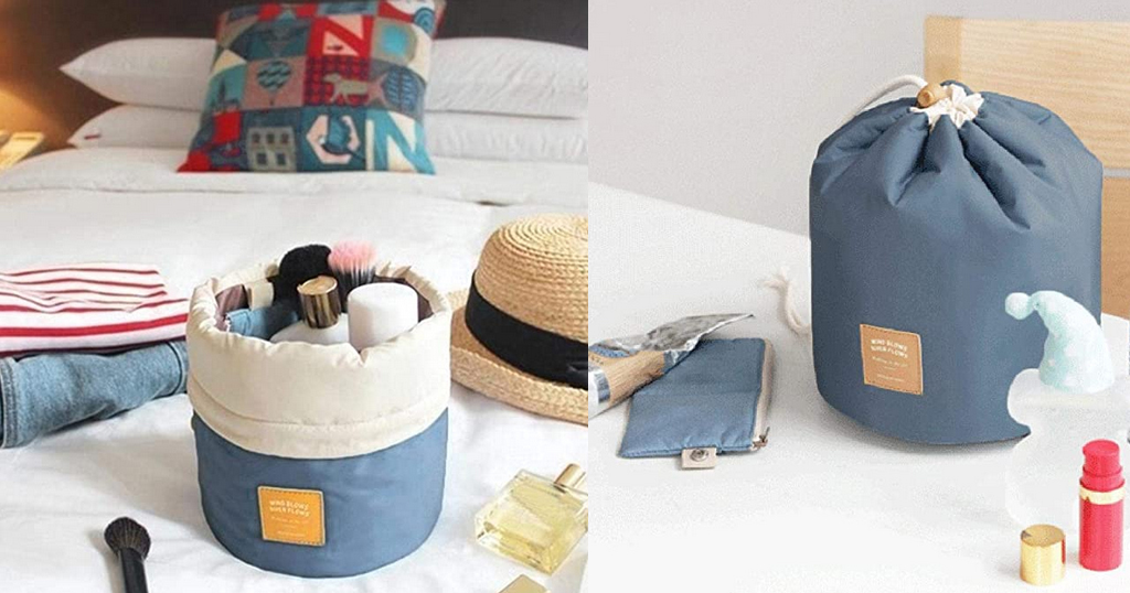 Waterproof Cosmetic Bag Only $5.39 Shipped on Amazon (Regularly $26.98)