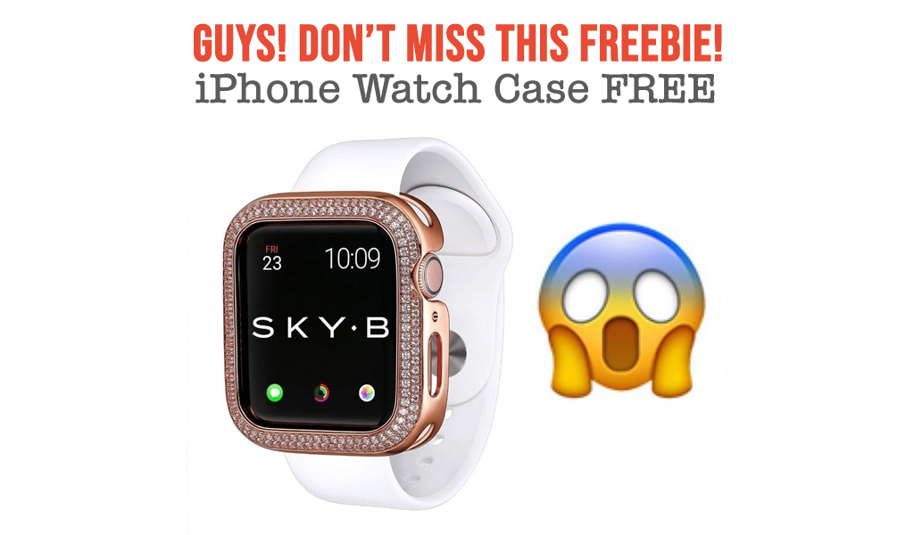 Beautiful iPhone Watch Case For FREE