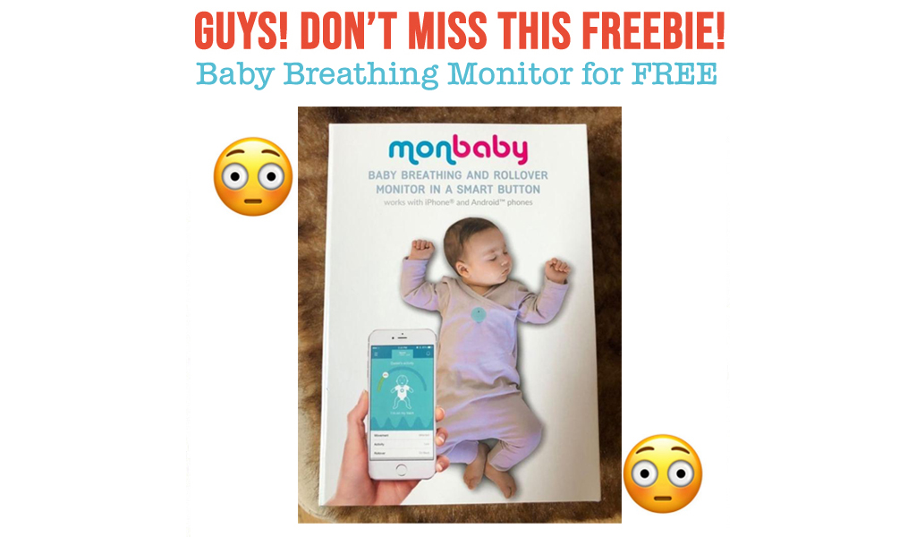 Baby Breathing Monitor for FREE