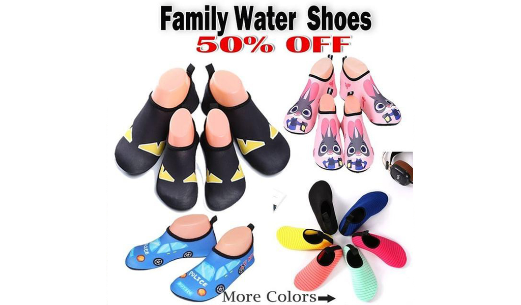 Family Water Sports Shoes