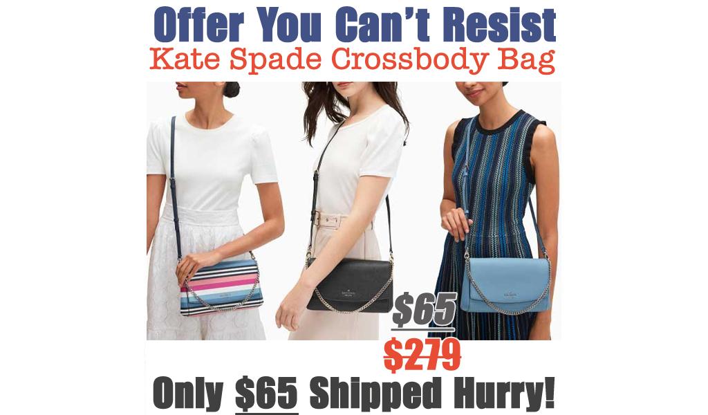 Kate Spade Crossbody Bag just $65 (Regularly $279)