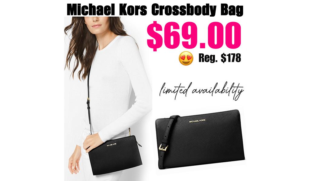 Michael Kors Crossbody Bag Only $69.00 on MichaelKors.com (Regularly $178.00)