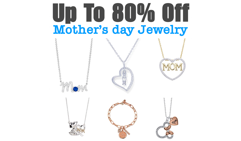 Up to 80% Off On Mother's day Jewelry at Macys