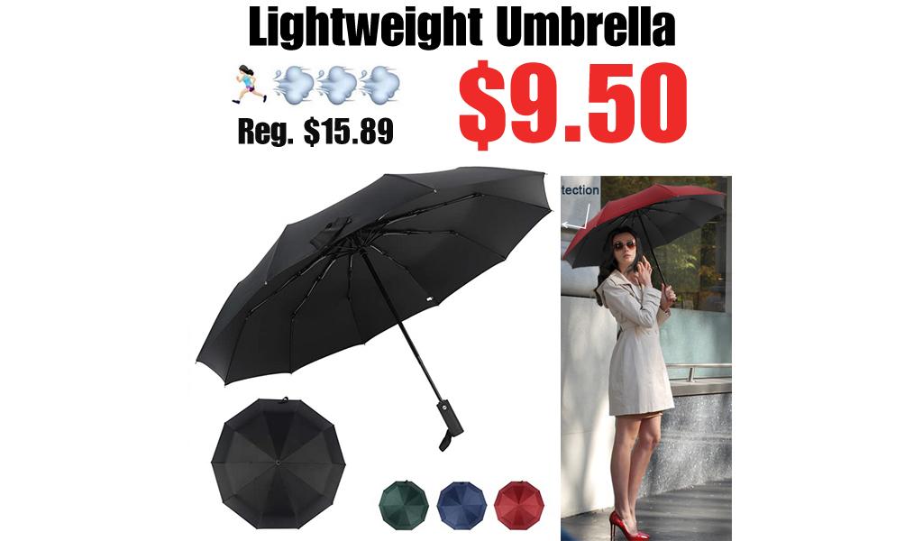Lightweight Umbrella Only $9.50 Shipped on Amazon (Regularly $15.89)