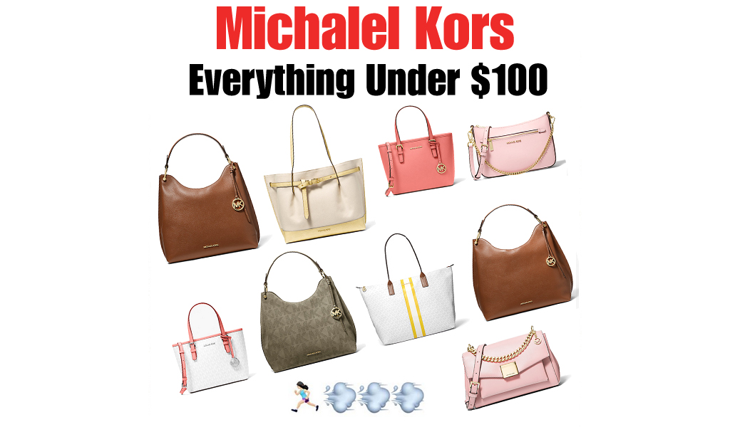 Michael Kors - Everything under $100