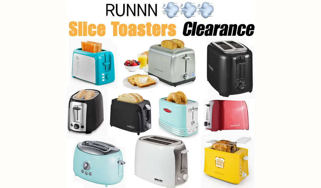 2-Slice & 4-Slice Toasters for Less on Wayfair - Big Clearance