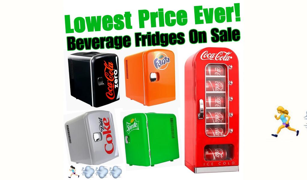 Beverage Fridges for Less on Wayfair – Big Sale