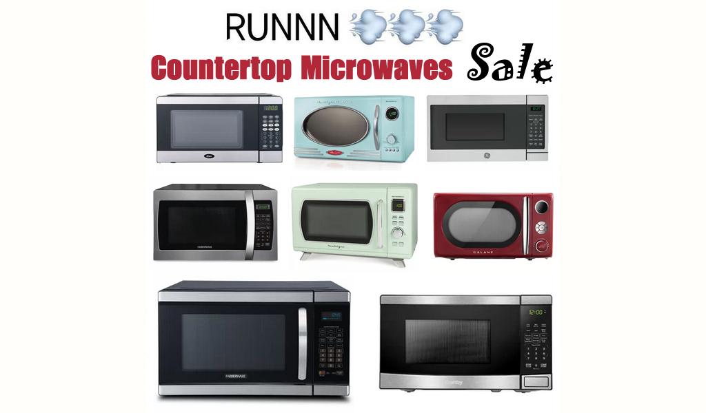 Countertop Microwaves for Less on Wayfair - Big Sale