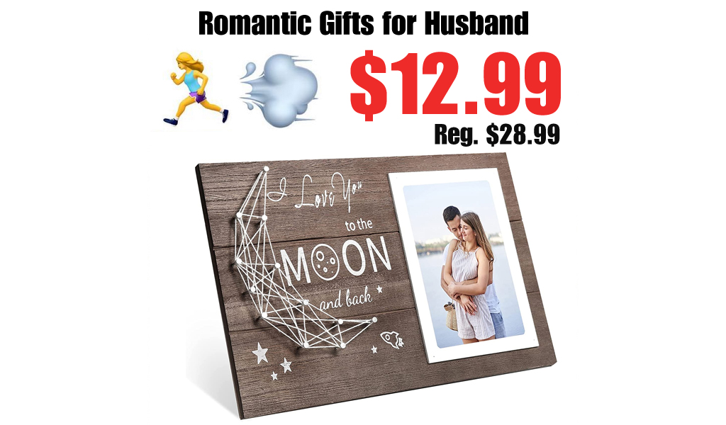 Romantic Gifts for Husband Only $12.99 Shipped on Amazon (Regularly $28.99)
