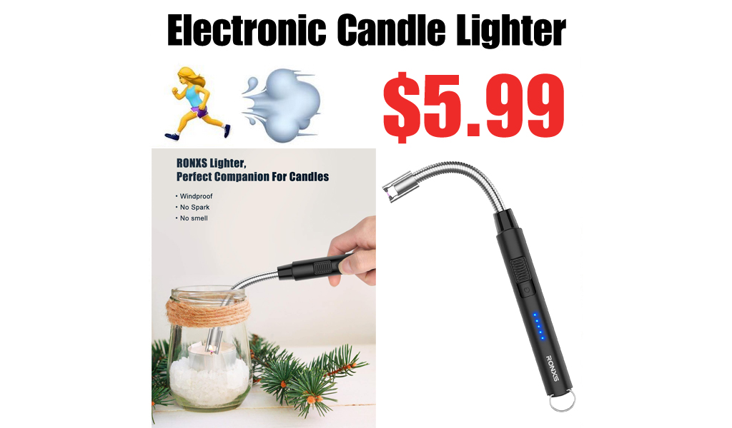 Electronic Candle Lighter Only $5.99 Shipped on Amazon