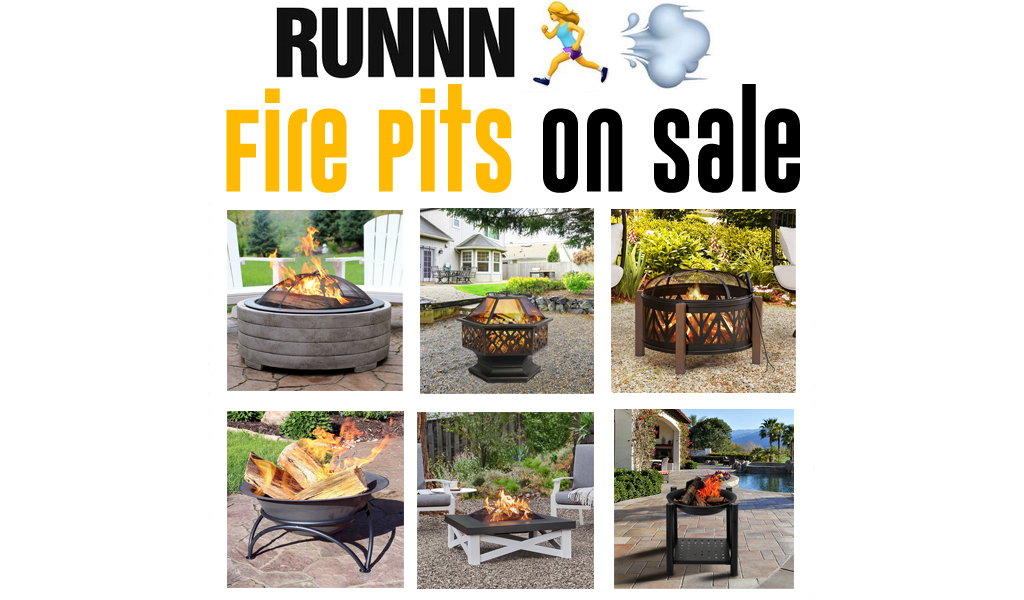 Fire Pits for Less on Wayfair - Big Sale