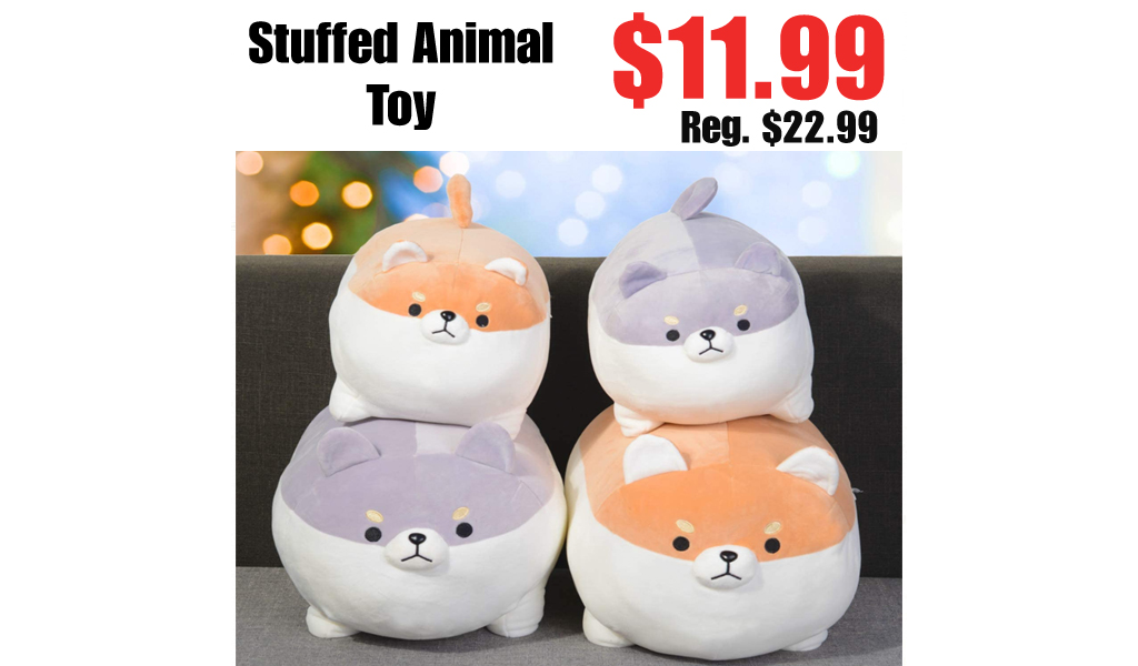 Stuffed Animal Toy Only $11.99 Shipped on Amazon (Regularly $22.99)