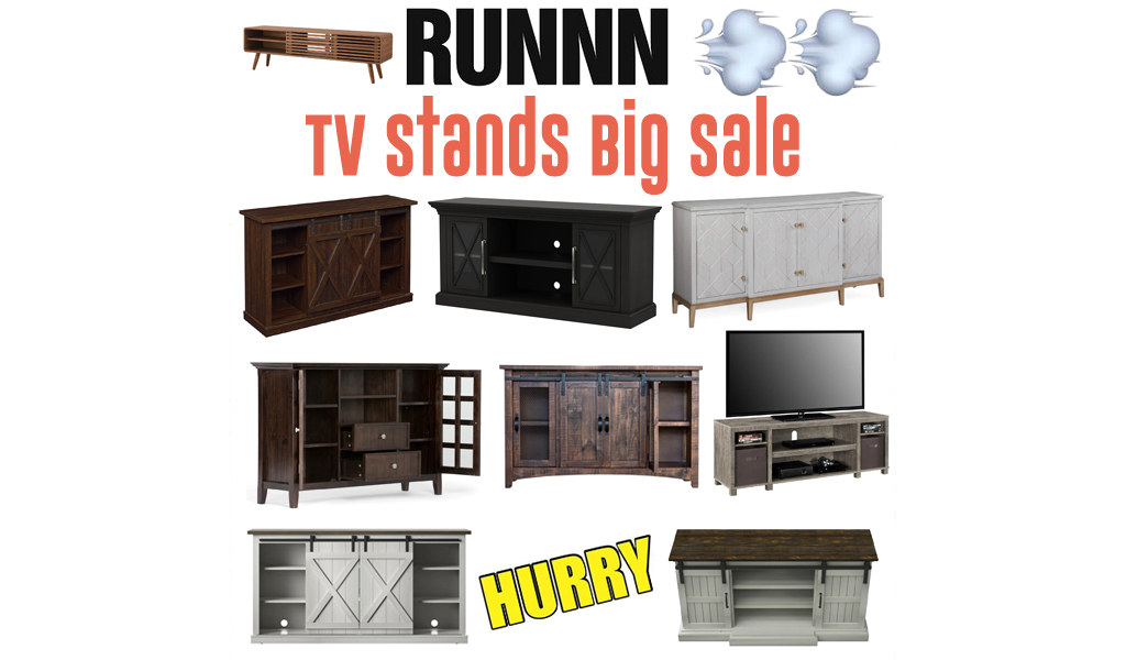 TV Stands for Less on Wayfair - Big Sale
