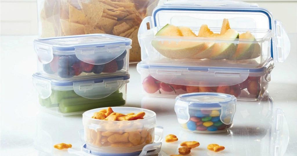 Lock n Lock 22-Piece Food Storage Set Only $25 Shipped on Macys.com (Regularly $48)