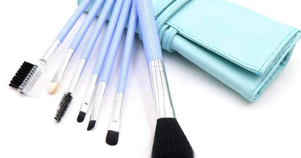 7PCS Powder Blush Eyeliner Brushes Only $6.59 Shipped on Amazon (Regularly $21.99)