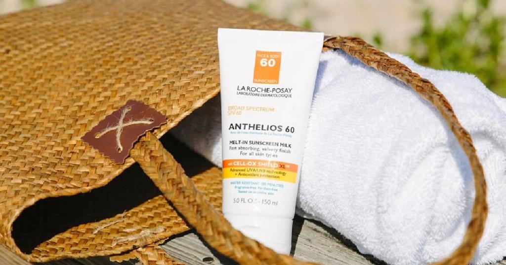FREE La Roche-Posay Sunscreen Sample