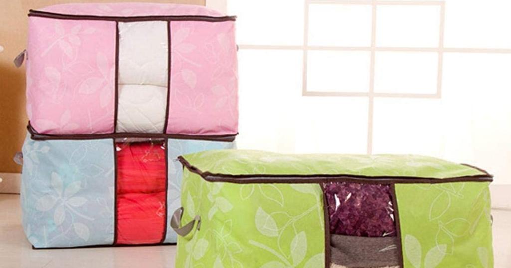 Foldable Storage Bag Only $6.59 Shipped on Amazon (Regularly $32.99)
