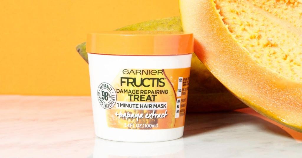 Garnier Fructis 1-Minute Hair Mask Just $2.32 Shipped on Amazon (Regularly $5)