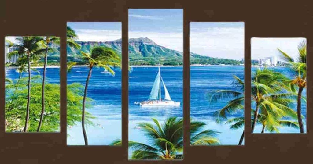 Wall Modern Art Decor Painting Only $10.59 Shipped on Amazon (Regularly $52.99)
