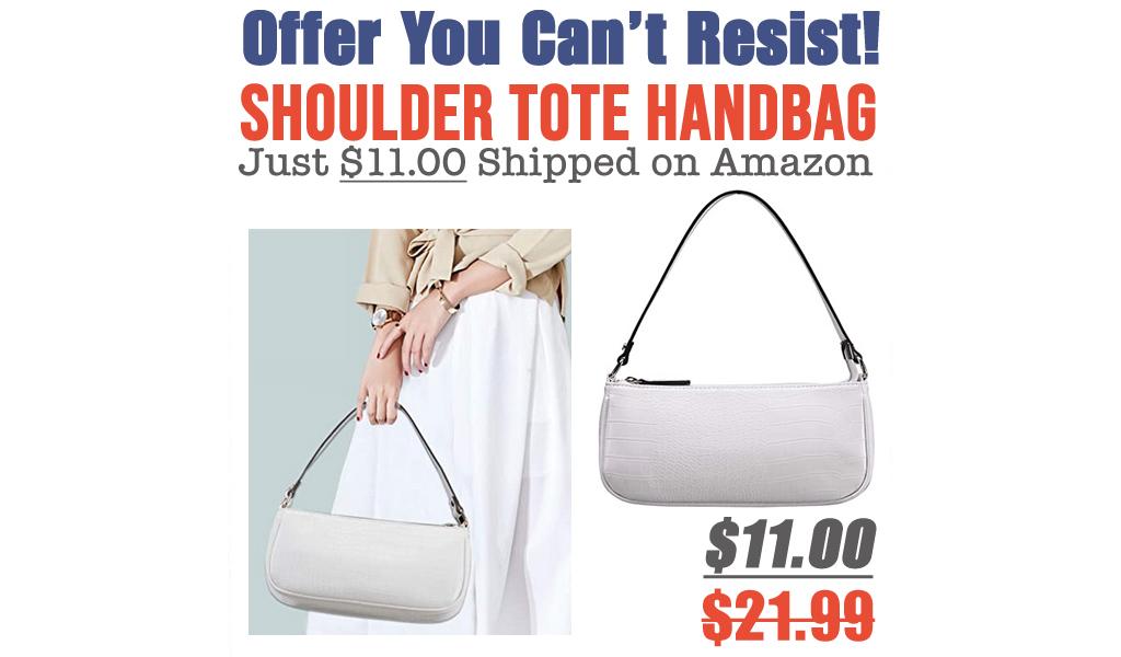 Shoulder Tote Handbag Just $11.00 Shipped on Amazon (Regularly $21.99)