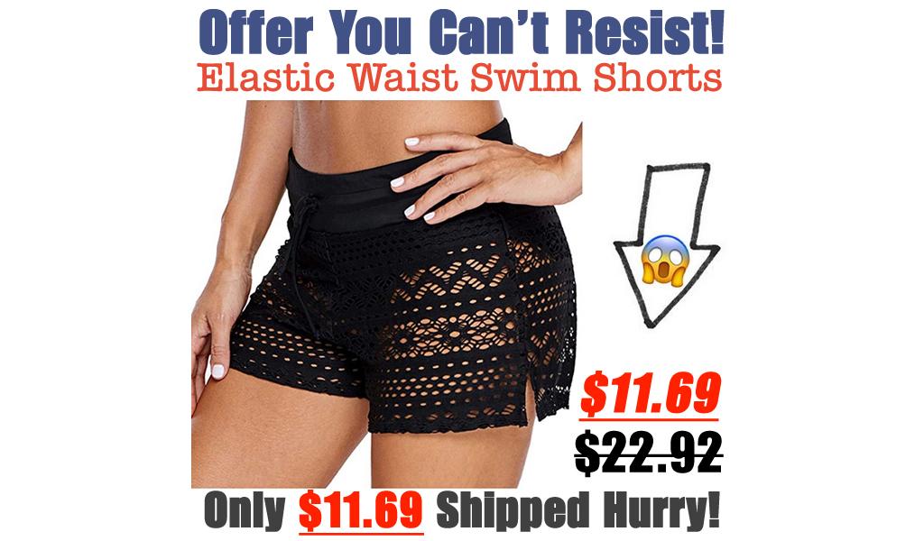 Elastic Waist Swim Shorts Only $11.69 Shipped on Amazon (Regularly $22.92)