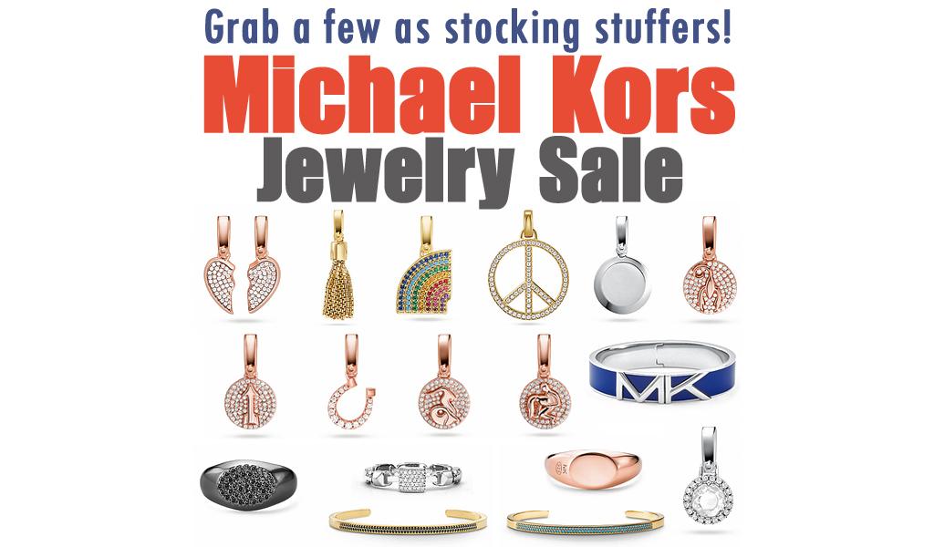 Michael Kors Big Jewelry Sales