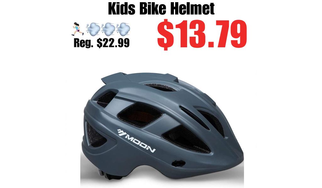 Kids Bike Helmet Only $13.79 Shipped on Amazon (Regularly $22.99)