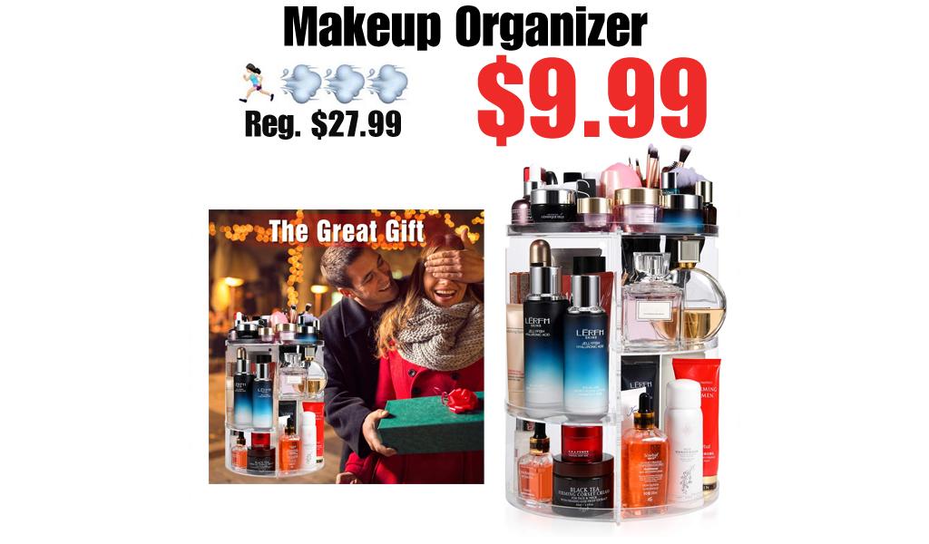 Makeup Organizer Only $9.99 Shipped on Amazon (Regularly $27.99)