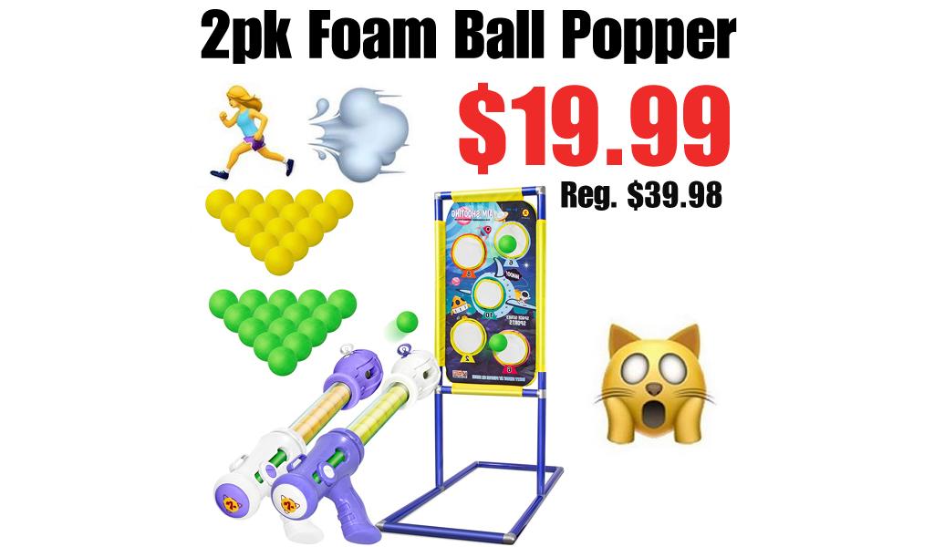 2pk Foam Ball Popper Only $19.99 Shipped on Amazon (Regularly $39.98)