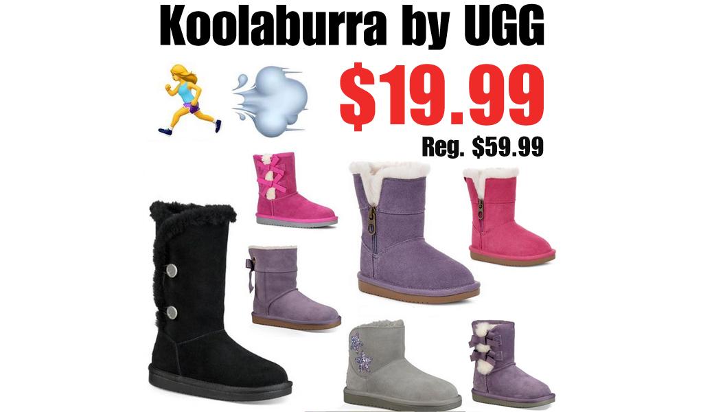 Koolaburra by UGG Only $19.99 Shipped on Zulily (Regularly $59.99)