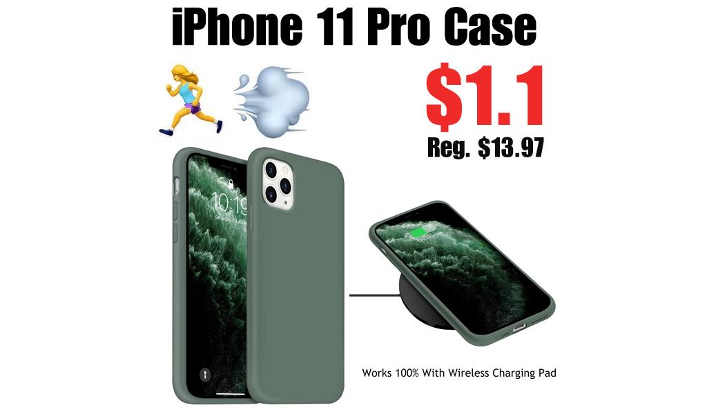 iPhone 11 Pro Case Only $1.1 Shipped on Amazon (Regularly $13.97)