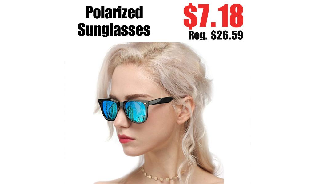 Polarized Sunglasses Only $7.18 Shipped on Amazon (Regularly $26.59)