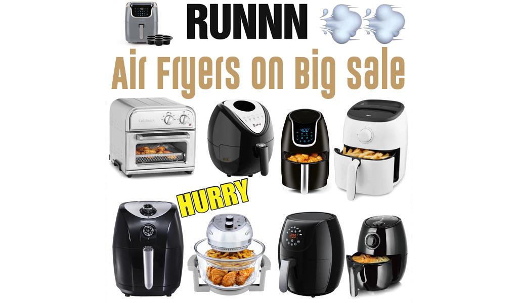 Air Fryers for Less on Wayfair - Big Sale